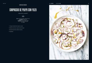 Libro de recetas de pulpo