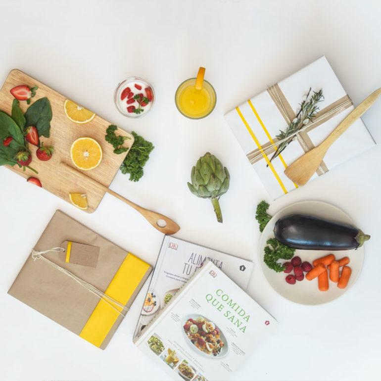 Alimenta tu belleza + Comida que sana